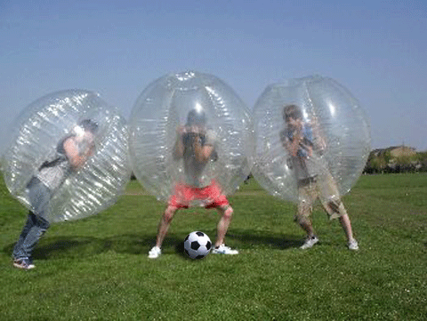 BUMPER BALL FOOTBULLE