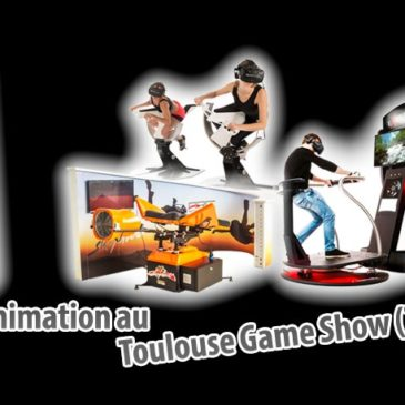 Toulouse Game Show 2018 : Elite Animation est de la partie !